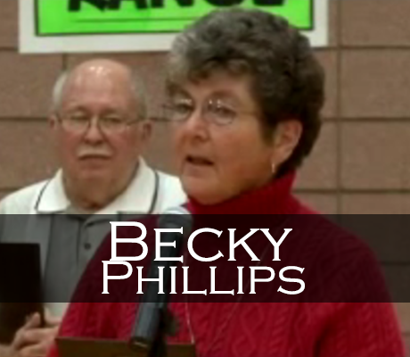 Becky Phillips Induction Speech