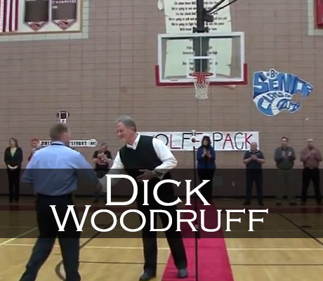 Dick Woodruff Induction Speech