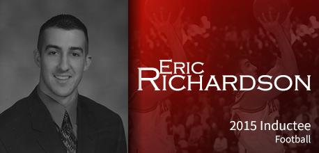Eric Richardson | 2015