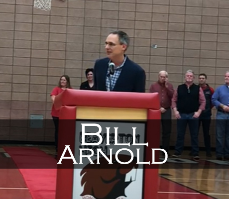 Bill Arnold Induction Speech